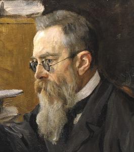 4. Nikolai Andreyevich Rimsky-Korsakov