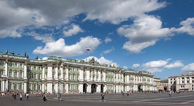 Hermitage, Museum Seni Terbesar di Dunia