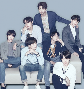 K-pop Lebarkan Sayap ke Amerika BTS