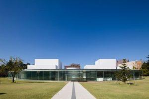Museum Seni Kontemporer Abad Ke-21 Kanazawa