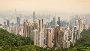 Pemandangan Hong Kong
