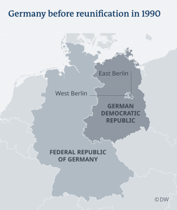 Jerman Barat dan Jerman Timur