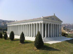 Kuil Artemis di Ephesus