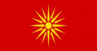 Makedonia, Persengketaan Nama antara Dua Negara 1