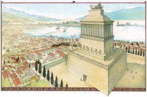 Mausoleum di Halicarnassus