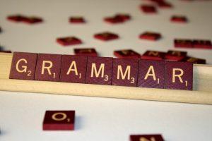 Mempelajari Tata Bahasa