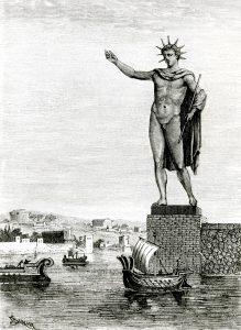 Patung Colossus di Rhodes