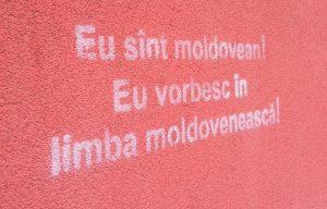 Bahasa Moldova dan Romania